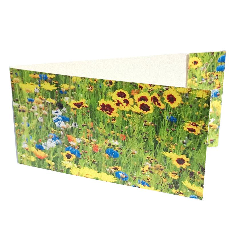 "Väike kaart ehk lillekaart ""Lilleaas"" lillekimbule"