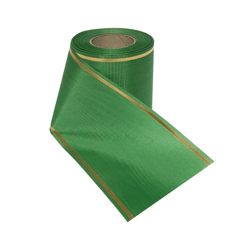 Leinalint jahimehe roheline kuldäärega