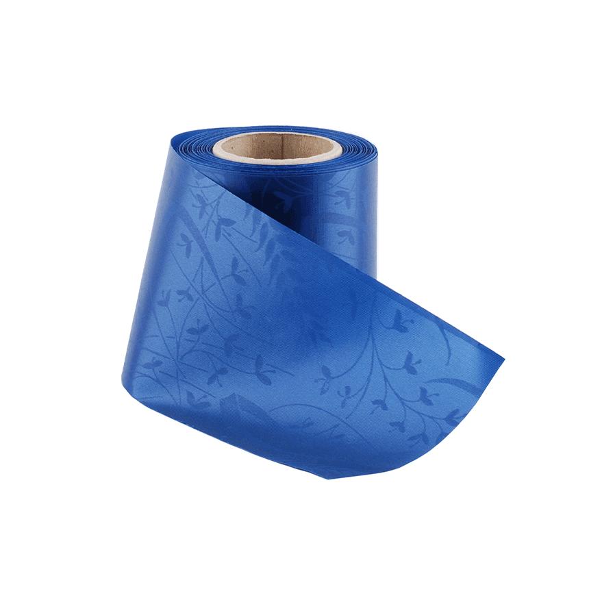 Leinalint sinine viljapeadega leinakimbule ja pärjale
